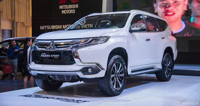 [Điểm báo] Đánh giá xe Mitsubishi Pajero Sport hoàn toàn mới- Vua địa hình giá 1,5 tỷ tại Việt Nam.