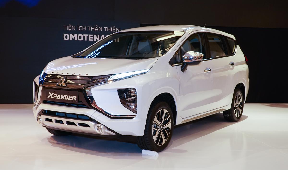 Mitsubishi Xpander – xe cho gia đình trẻ giá từ 550 triệu