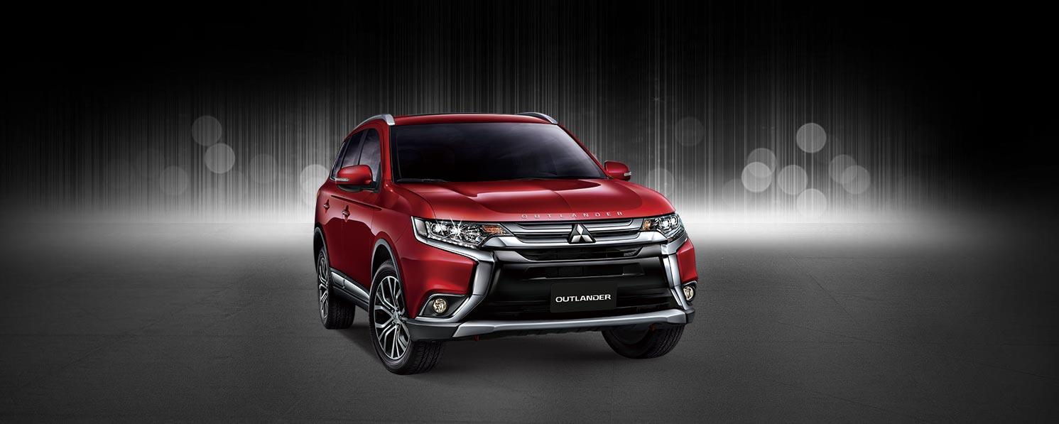 Mitsubishi Outlander 2018 – vượt trội trong phân khúc Crossover