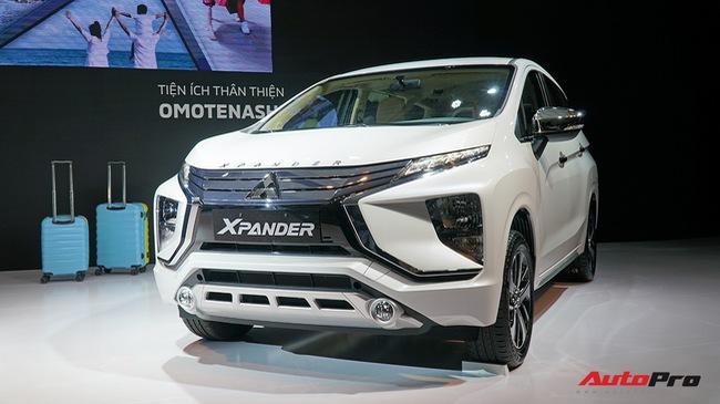 Chi tiết Mitsubishi Xpander – Xe 7 chỗ kiểu mới cho gia đình tại Việt Nam